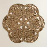 Scalloped Seagrass Mat