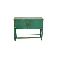 Turquoise Tina Cabinet