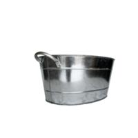 Galvanized Tub - Small