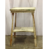 Vintage Chippy Accent Table