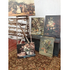 Set: 5 Assorted Vintage Oil Paintings