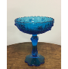 Blue Vintage Candy Dish