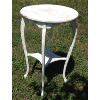 Vintage Chippy White Table