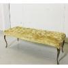 Vintage Tufted Bench