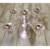Rust Color Candleabra
