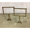 Set: Two Metal Frames