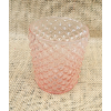 Set of 6: Pink Diamond Tea Light Candle Holders