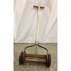 Vintage Manual Lawn Mower