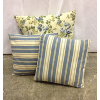 Set of Three Country Pillows