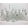 Assorted Vintage Decanters