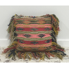Colorful Shaggy Pillow