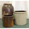 Set of 3 Vintage Pottery