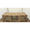 Vintage Tweed Suitcase