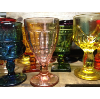 Assorted Color Vintage Goblets