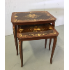 Vintage Nestings Tables