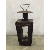 Small Rust Antique Lantern