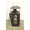 Large Rust Antique Lantern