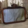 Vintage Saloon Style Mirror