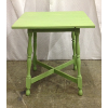 Vintage Citrus Accent Table