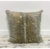 Fur & Gold Pillow