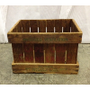 Vintage Wooden Slated Cranberry Crate