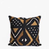 Pillow // Safari Mudcloth