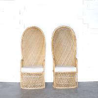 Woven Cobra Chair