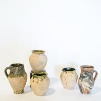 Turkish clay pottery (small)
