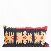 Kilim Lumbar Pillow #1