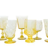 Citron Goblets