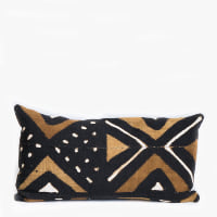 Pillow // Safari Mudcloth ( Lumbar)