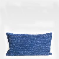 Pillow // Indigo Kantha (sm)