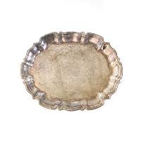 Silver Tray #1