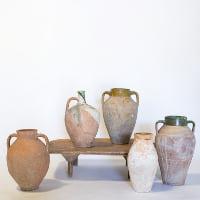 Turkish clay pottery (medium)