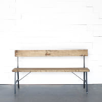 Rowan Wooden Bench