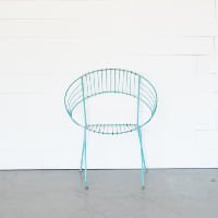 Wren Chair, Blue