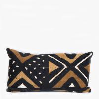 Pillow // Safari Mudcloth ( Lumbar)