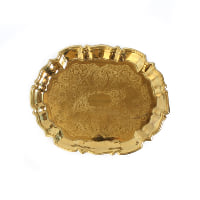 Brass Tray #6