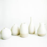 Javelina Pottery, White Glaze
