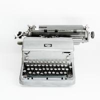 Smith Industrial Typewriter