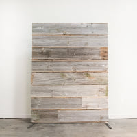 Reclaimed Shiplap Wall