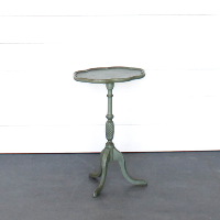 Olive Side Table