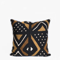 Pillow // Safari Mudcloth