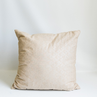 Pillow // Neutral Metallic