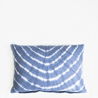 Pillow // Indigo Tie Dye (sm)
