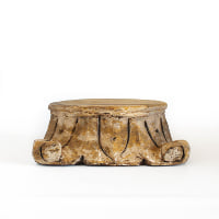 Wooden Pedestal // Small