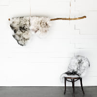 Sheepskin Rug - Gradient Grey