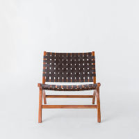 Aksel Chair, Brown