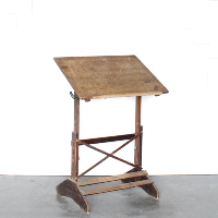 Escher Drafting Table