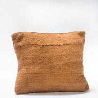 Pillow // Rust Mudcloth, sm